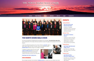The North Shore Male Choir