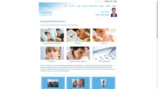 Buteyko Breathing Clinics